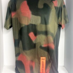 UNDER ARMOUR MK1 SS PRINTED SHORT SLEEVE